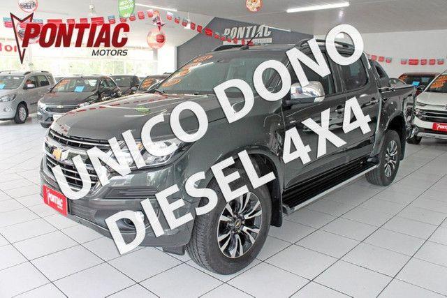 Chevrolet S10 LTZ Diesel 4x4 2020