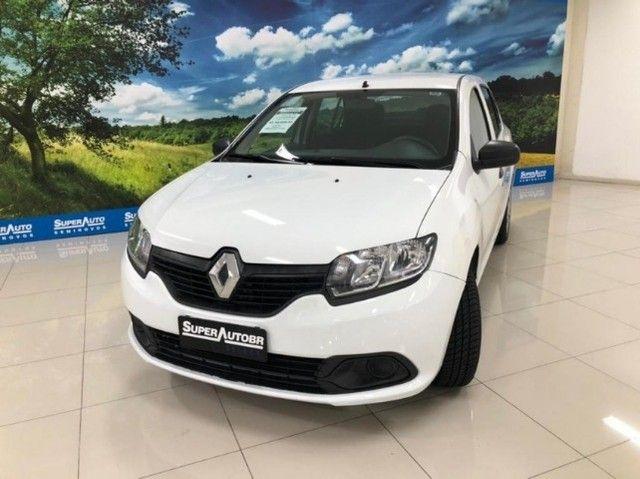Renault Logan Authentique 1.0 - Foto 4