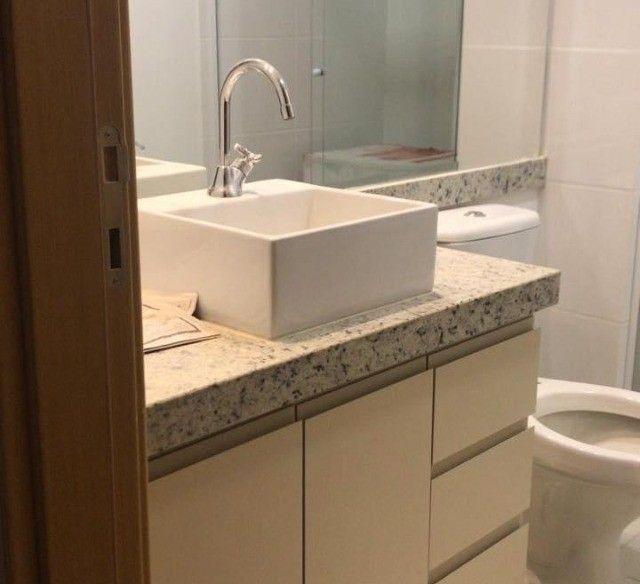Vendo apartamento com 3 quartos sendo 1 suíte no Edifício Vivart - Foto 3