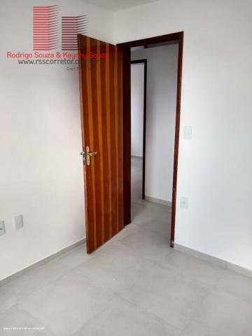 Apartamento para Venda em João Pessoa, José Américo de Almeida, 3 dormitórios, 1 suíte, 1  - Foto 15