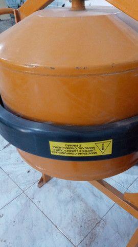 Betoneira 120 litros nova  - Foto 2