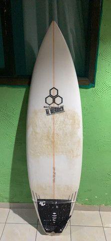 Prancha de surf Al Merrick ? Fever 5.10?