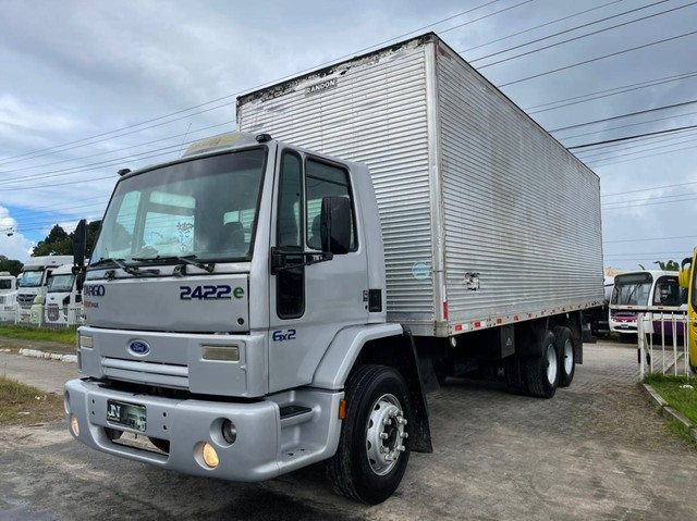 Ford Cargo 2422 Truck Ano:2008 - Foto 2