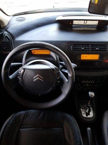 C4 Hatch 2010 2.0 Aut. com Gnv. Muito novo. - Foto 9