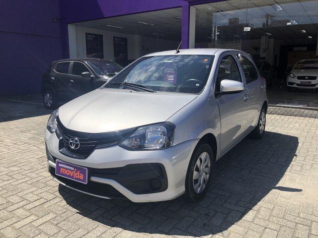 Toyota Etios X 1.3 (Aut) (Flex) - Foto 2