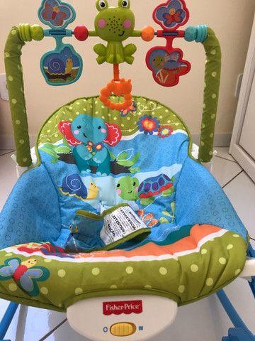 Cadeira de descanso infantil Fisher Price - Foto 6