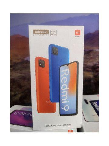 Promoção Level UP Xiaomi BH. Redmi 9 64 GB 4 de RAM ..Novo Entrega imediata