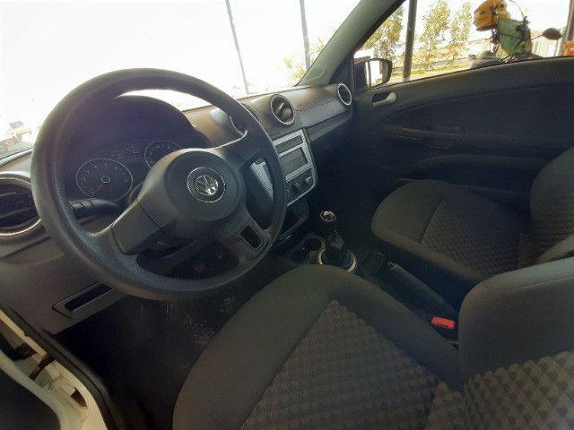 VW Saveiro CS Trend ano 2016   (Único dono) - Foto 4