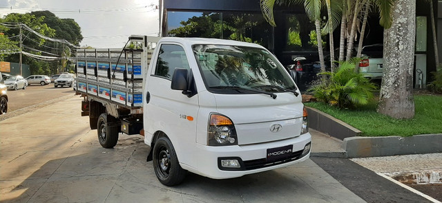 Hyundai HR Carroceria Madeira 2020 19.000km