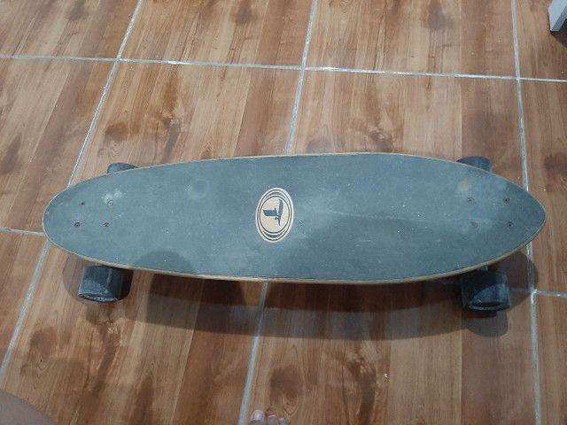 Longboard novinho - Foto 3