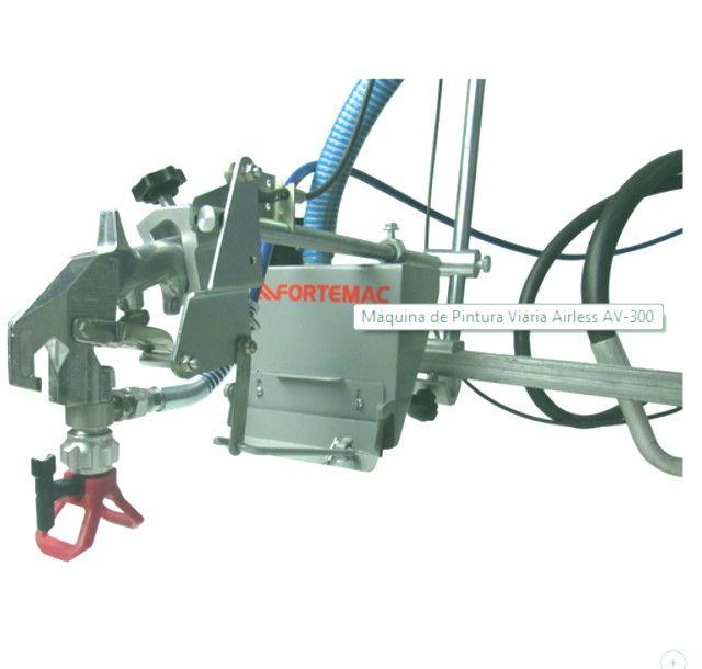 maquina de pintura de demarcação viaria airless formac - Foto 5