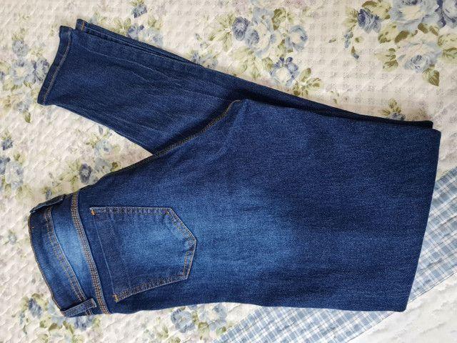 Vendo jeans novo sem uso shorts e calça  - Foto 4