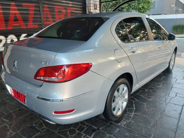 408 2012/2012 2.0 ALLURE 16V FLEX 4P AUTOMÁTICO - Foto 3