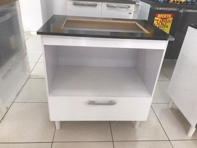 Balcão p/ Cooktop  para cooktop 4 ou 5 bocas - Foto 2
