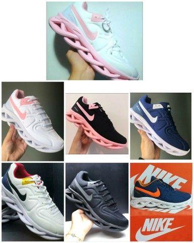 Promoção tênis Fila, Nike e Balenciag (130 com entrega) - Foto 4