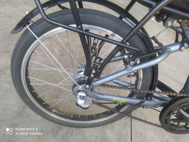 Bike elétrica SENSE 2020 impecavel - Foto 4