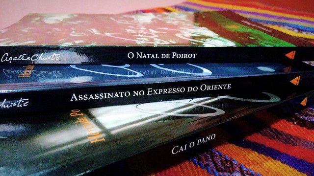 Livros Aghata Christie - Foto 2