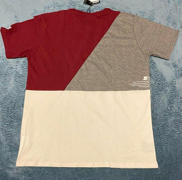 Camiseta Starter Bipartido - Foto 4