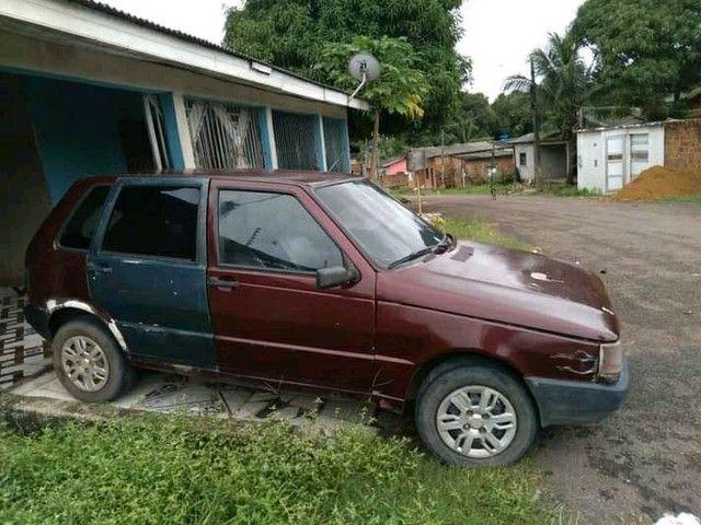 Vende- se carro Fiat Uno 1996( 5.500 R$) - Foto 6