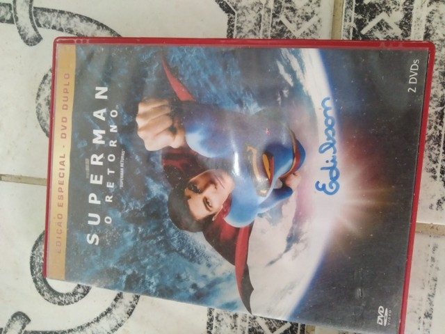 DVD's Homem de Ferro 2 e Superman - O Retorno - Foto 3