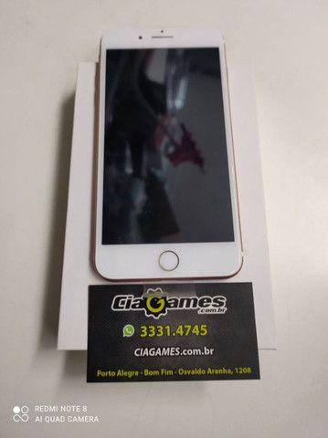 Telefone Celular Smartphone iPhone 7 Plus - Impecável De Vitrine