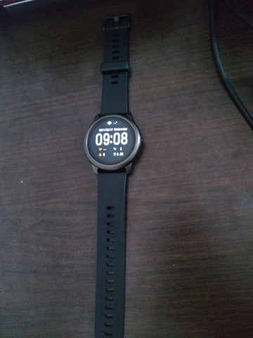 Smartwatch Haylou Solar novo na caixa - Foto 3