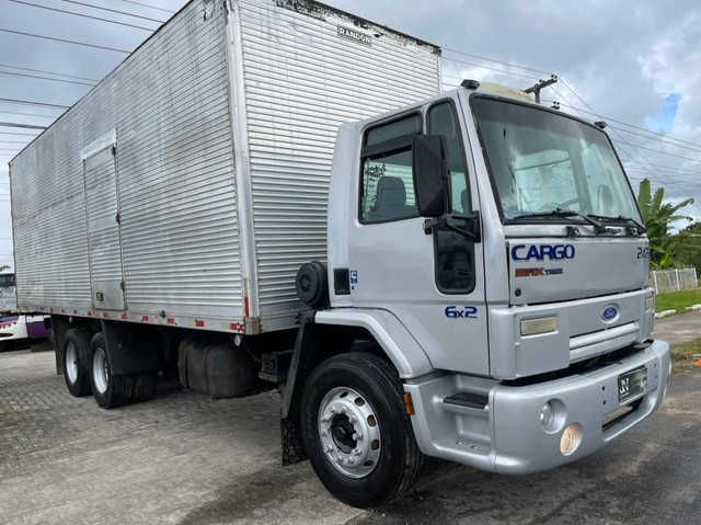 Ford Cargo 2422 Truck Ano:2008 - Foto 3