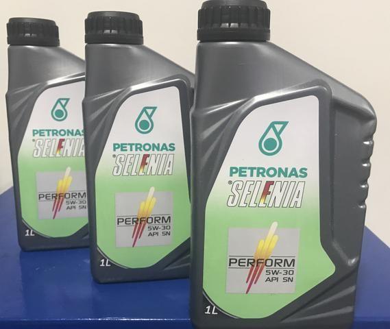 Oleo Lubrificante Selènia 5w30 SN 100% Sint