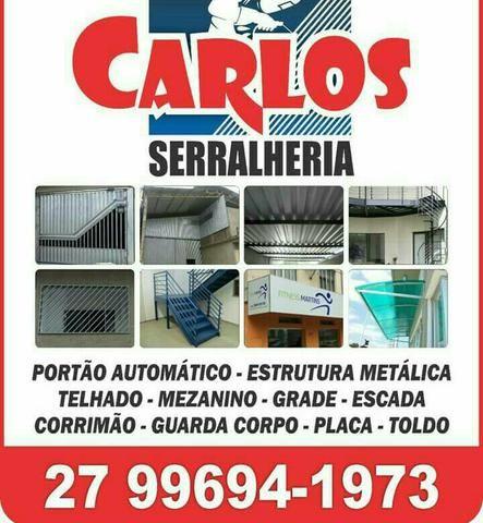 Serralheiro 996941973