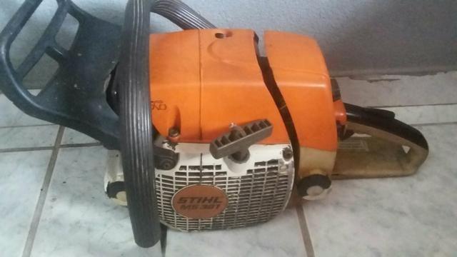 Motor serra 381