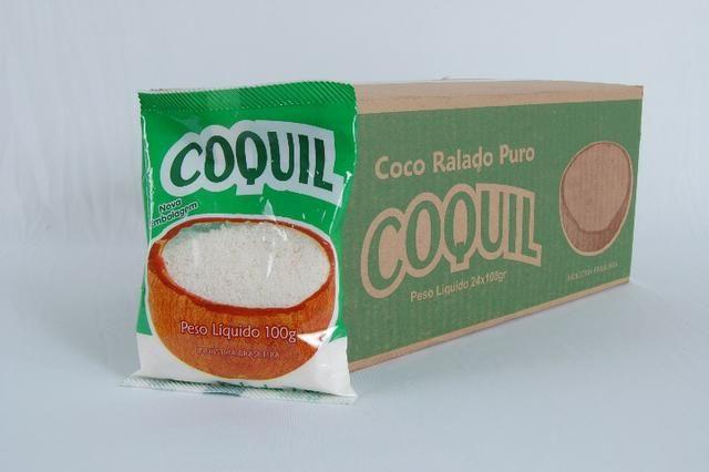 Vende uma fabrica de coco ralado .e leite de coco .en goiania .valor 3,500,0000
