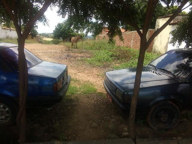 Vende-se dois terrenos na cidade de Bomjesus - PB