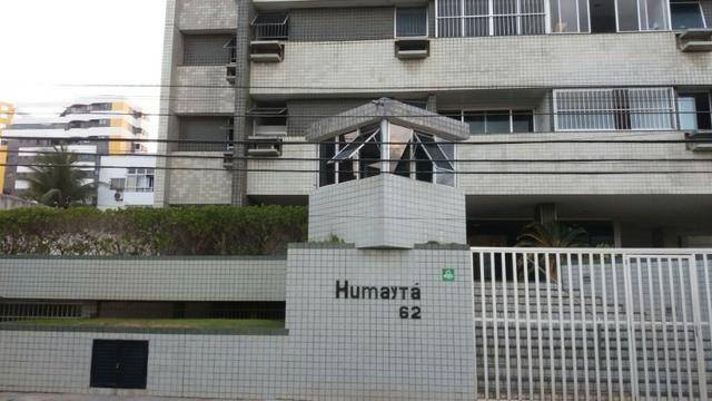 Apartamento na Jatiuca com 3 quartos (1 suite)