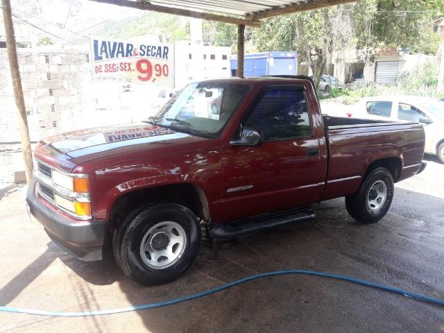 Gm Chevrolet Silverado 4 1 Diesel 1998 612235963 Olx