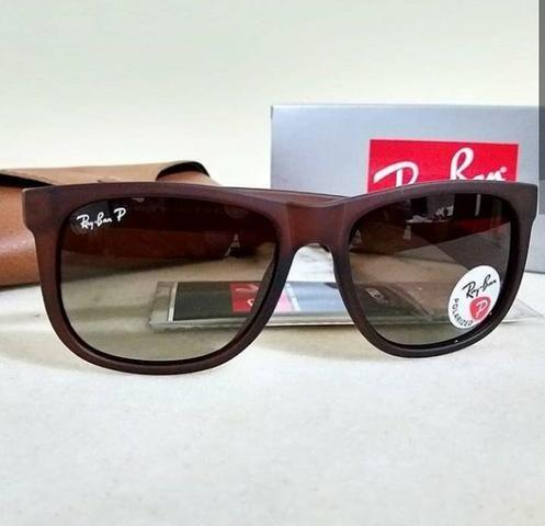 cc54b474e Óculos de sol Rayban Justin Polarizado - Bijouterias, relógios e ...