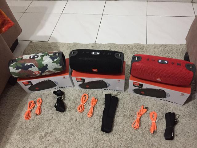 Caixa Xtreme mini jbl mui top lacrada a pronta entrega - Foto 3