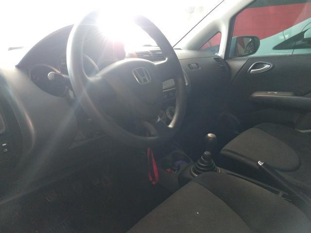 Honda Fit Ex 1.5 2008 Com Multimídia - Foto 8