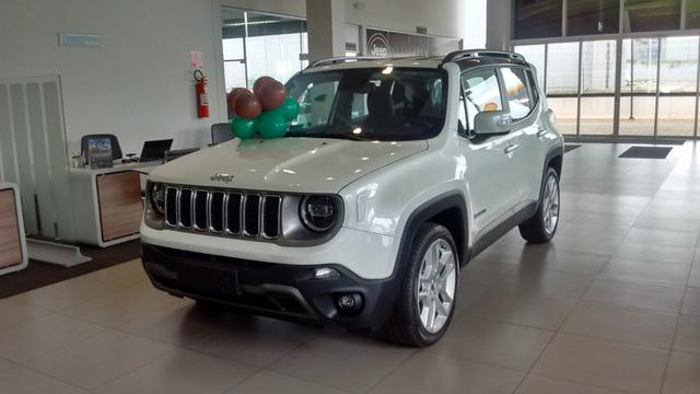 Jeep Renegade Limited Automático 1.8 Flex 2019/2020