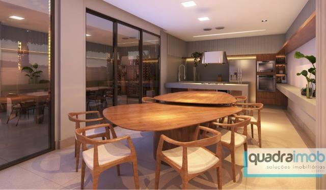 Apartamento 02 Quartos C/ Suíte - 02 Vagas - Andar Alto - Raridade - Foto 7