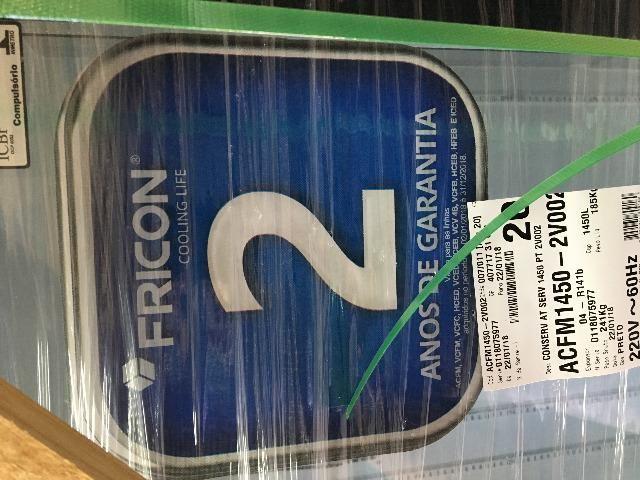 Refrigerador vertical 284 litros porta de vidro - ideal para bebidas - 2 anos de garantia - Foto 2