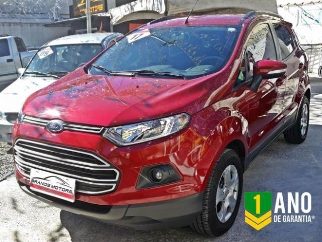 Ford EcoSport 1.6 16V Flex 4P Automática