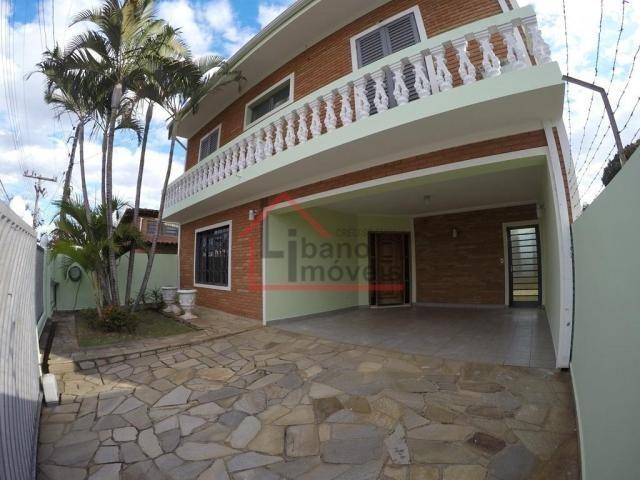 Casa à venda com 4 dormitórios em Residencial burato, Campinas cod:CA001536 - Foto 2