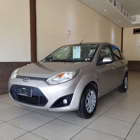 Ford Fiesta Sedan 1.6 12/13 - Troco e Financio!