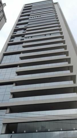Ed. City Bay - Apto reformado, 302 m², 4 Suítes, 4 Vagas, no Umarizal - Foto 5