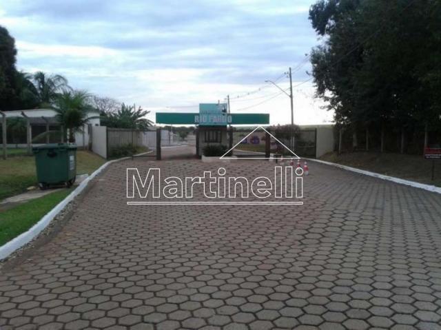 Terreno à venda em Cond. recanto do rio pardo, Jardinopolis cod:V28491