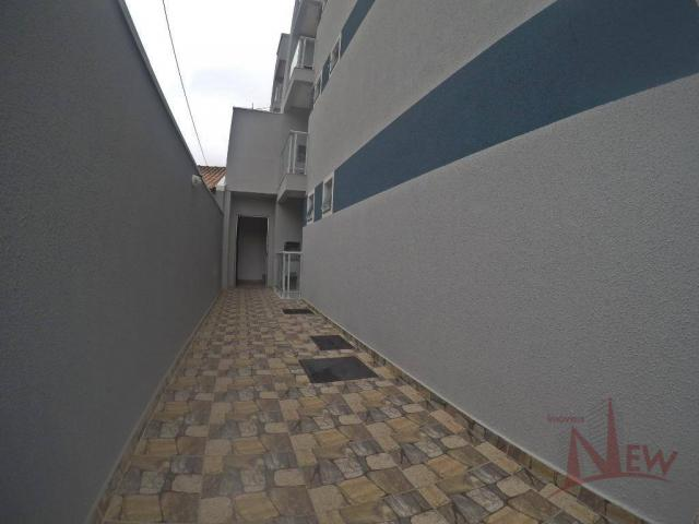 Belíssimo apartamento com 02 quartos no Cruzeiro, São José dos Pinhais - Foto 4