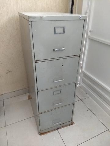 Arquivo de aço 4 gavetas - Foto 3