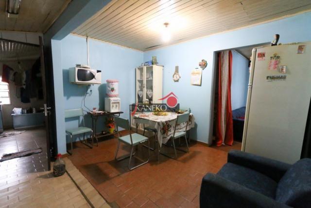 8287 | casa à venda com 3 quartos em são cristóvão, guarapuava - Foto 5