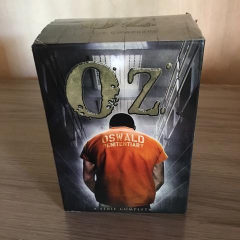 DVD BOX Oz (Presídio) - A Série Completa (21 Dvds)