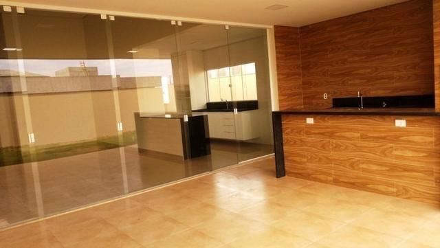 Samuel Pereira oferece: Casa 3 Suites Moderna Armários Churrasqueira Sobradinho CABV - Foto 12